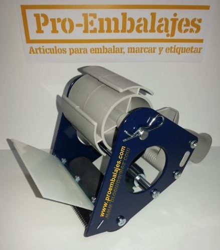 Precintadora manual hasta 100 mm ¡¡Metálica!!